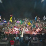 Bassnectar at Electric Forest Family Photo