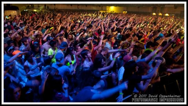 Bass Center - Bassnectar at Asheville Civic Center