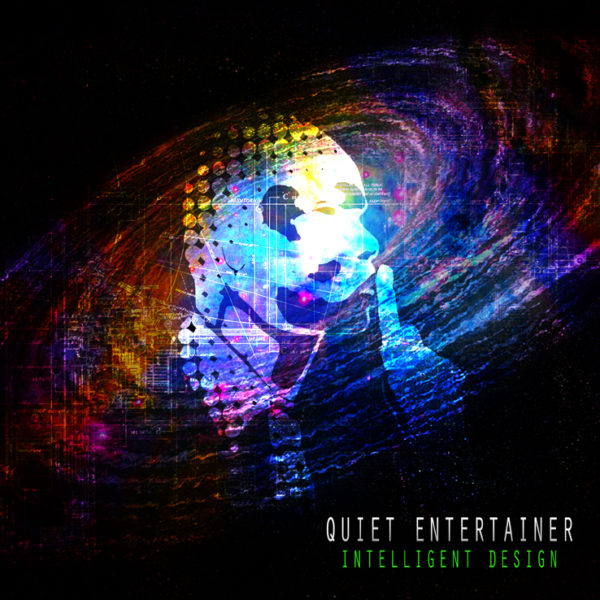 Quiet Entertainer Intelligent Design front cover