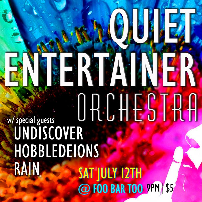quiet entertainer orchestra foobar nashville