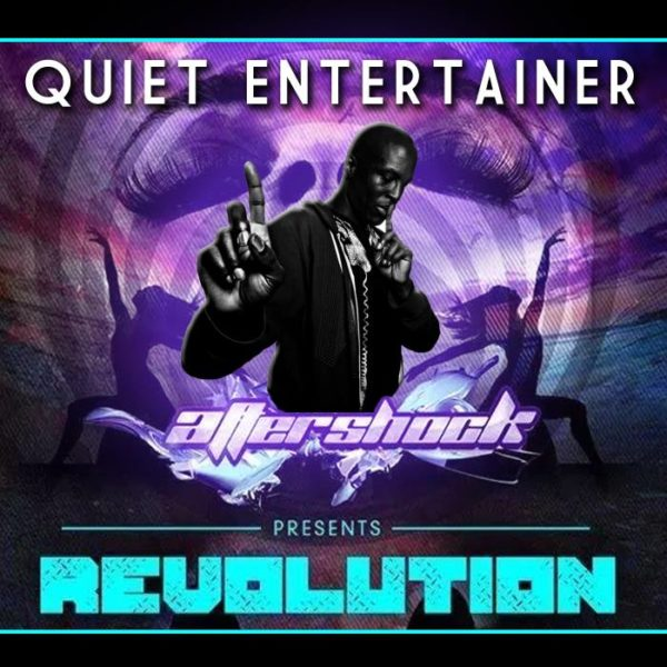 quiet entertainer aftershock mix