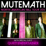 On Tour With MUTEMATH Again!