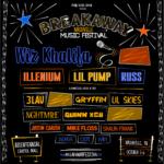 Breakaway Music Festival in Nashville, TN